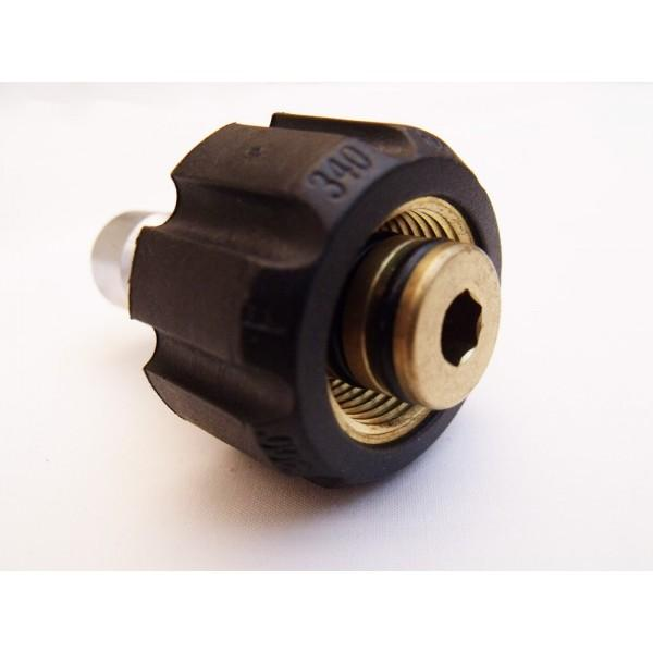 M22 Female to 3/8 Quick Release Male Coupling