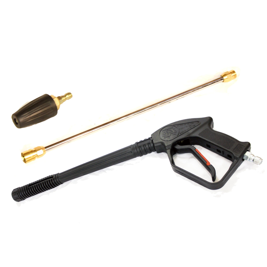 Kiam High Pressure Trigger Gun & Lance with Turbo Nozzle