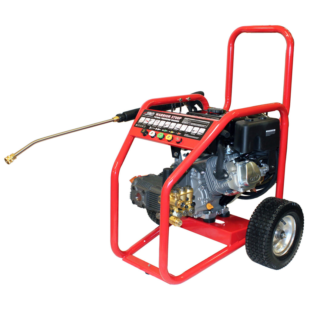 Driveway Cleaning Kit - Warrior 3700P