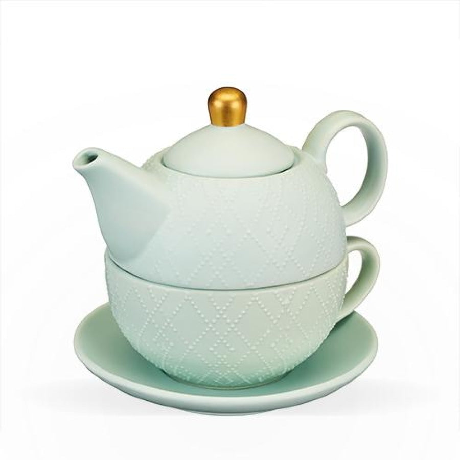 Addison Souk Mint Tea For One Set By Pinky Up® Teaware