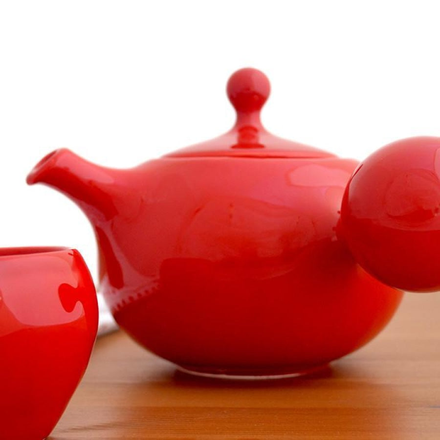 Bulb 2.0 Tea Set For Two - Red Home & Garden
