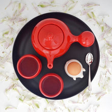 Load image into Gallery viewer, Bulb 2.0 Tea Set For Two - Red Home & Garden