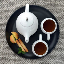 Load image into Gallery viewer, Eva 3-Piece Teaset - White Porcelain Teaware