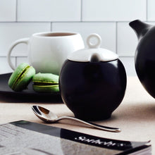 Load image into Gallery viewer, Eva Milk And Sugar Set - Black Matte Home & Garden