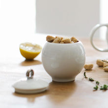 Load image into Gallery viewer, Eva Milk And Sugar Set - White Porcelain Home & Garden