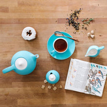 Load image into Gallery viewer, Kaya Cup & Saucer - Aqua Home Garden