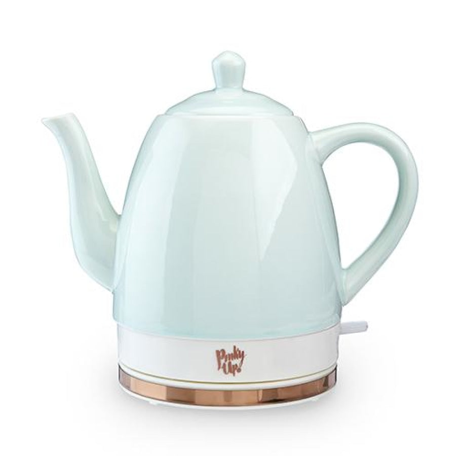 Noelle Ceramic Electric Tea Kettle By Pinky Up® Home & Garden