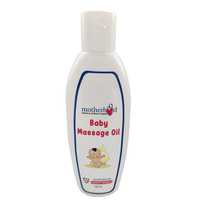 Motherhood Baby Massage Oil - 100 ml