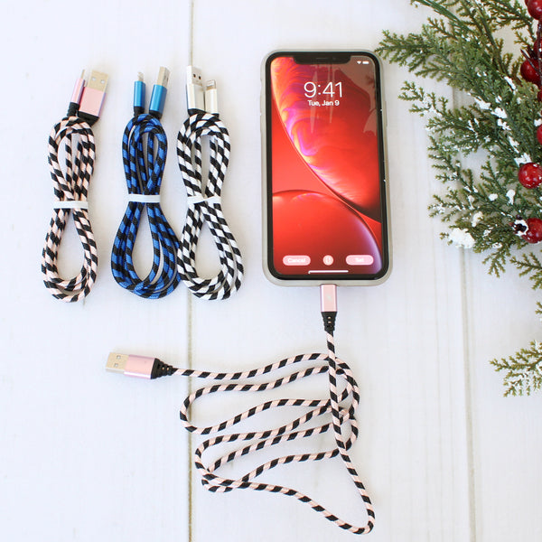Phone Charging Cords | 3 Foot