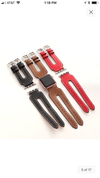 Apple Watch Leather Double Band | Apple Watch Leather strap