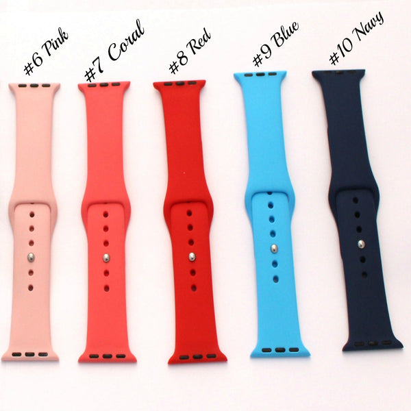 Apple Watch Bands | 38mm or 42mm Apple Replacement Bands | Apple Watch Strap