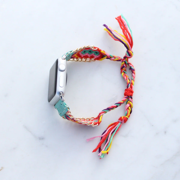 Apple Watch Sierra Boho Bands