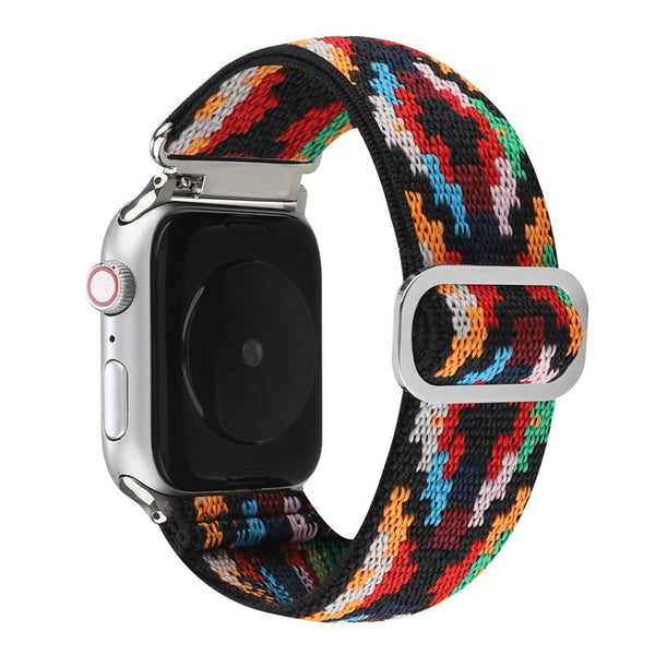 Adjustable Elastic Bands for Apple Watch