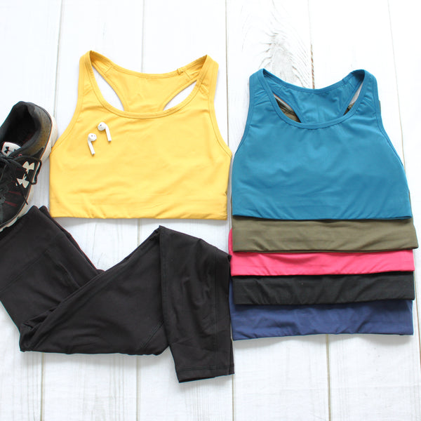 Buttery Soft Sports Bra