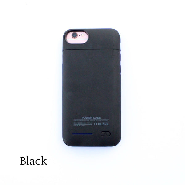 Phone Charging Battery Case | Built in battery charger phone case