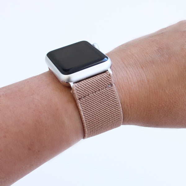 Elastic Watch Bands for Apple Watch