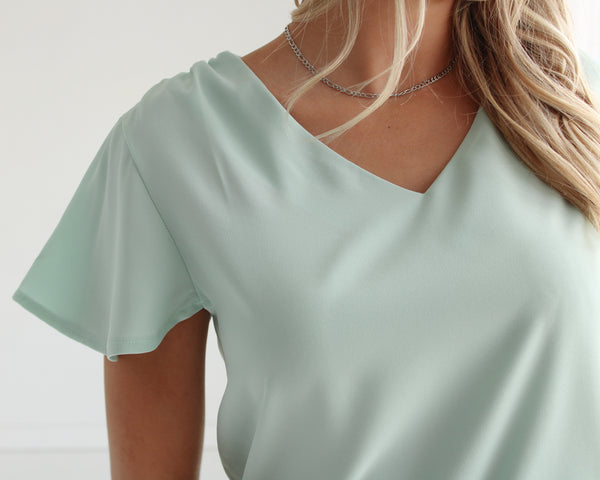 The Kai Blouse