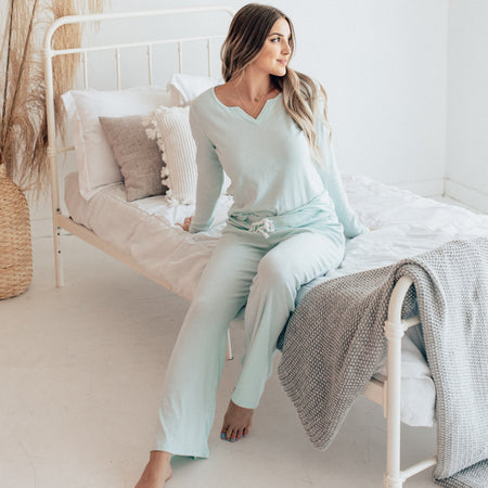 Long Sleeve Lounge Set