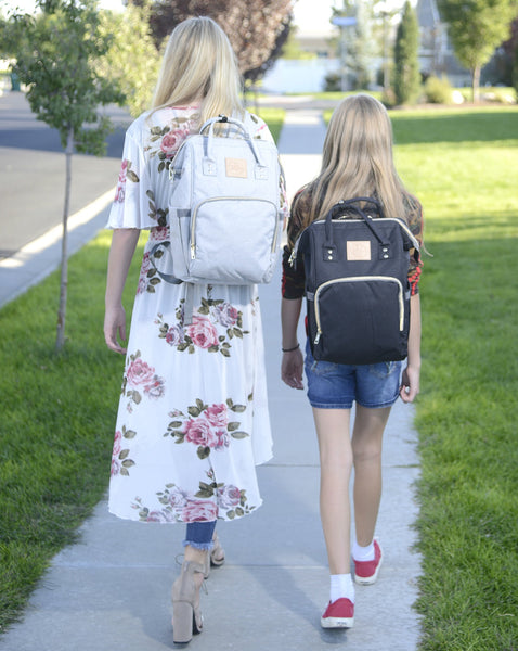 Sweet Lemon Carry-all Backpack | Diaper Backpack