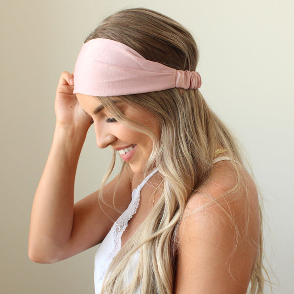 Wide Headband or Face Cover