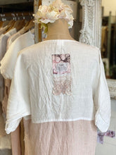 Load image into Gallery viewer, Blush linen dress