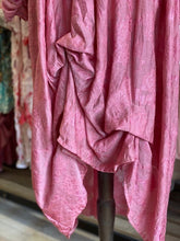 Load image into Gallery viewer, Rayon plum dress