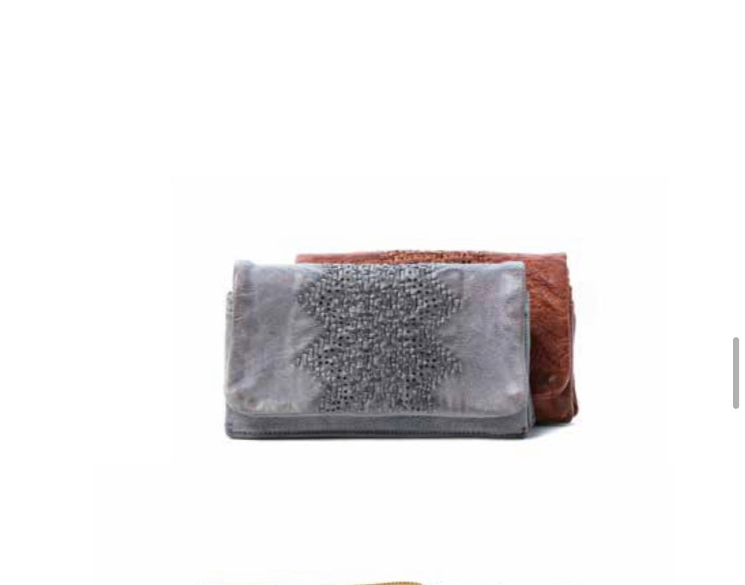 MAEVE grey wallet