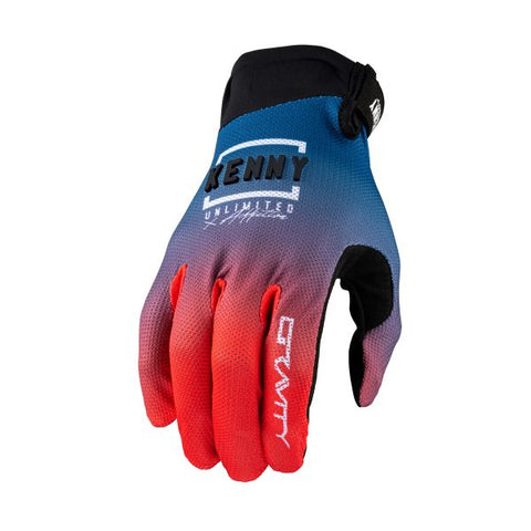 Gants Gravity NAVI RED