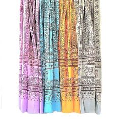 Hare Krishna OM Meditation Yoga Prayer Shawl