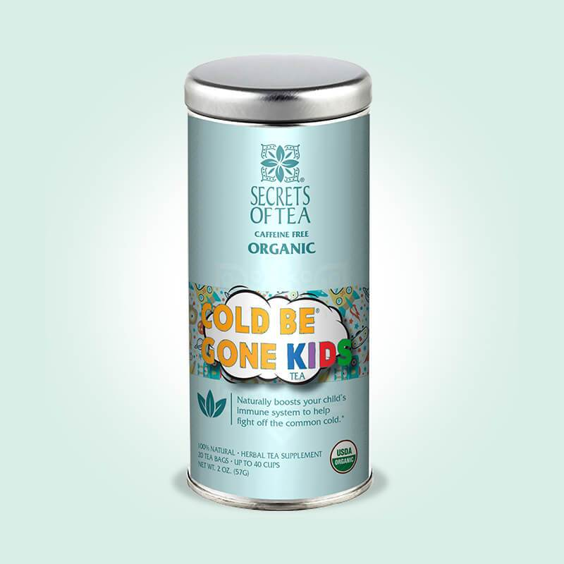 Kids Tea- Cold Be Gone Kids Cold Relief:40 servings