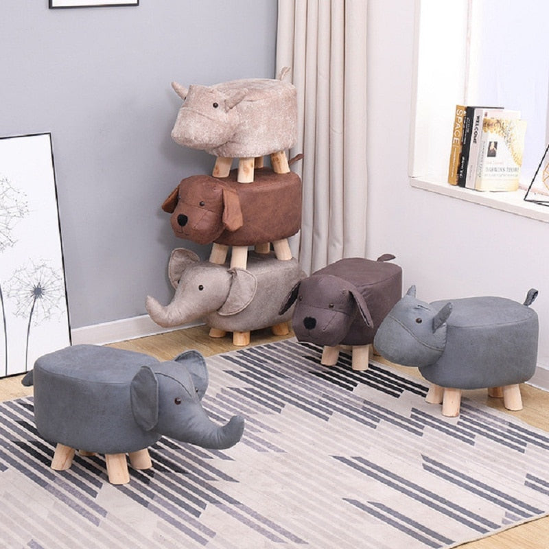 Household animal small sofa stool baby sofa stool