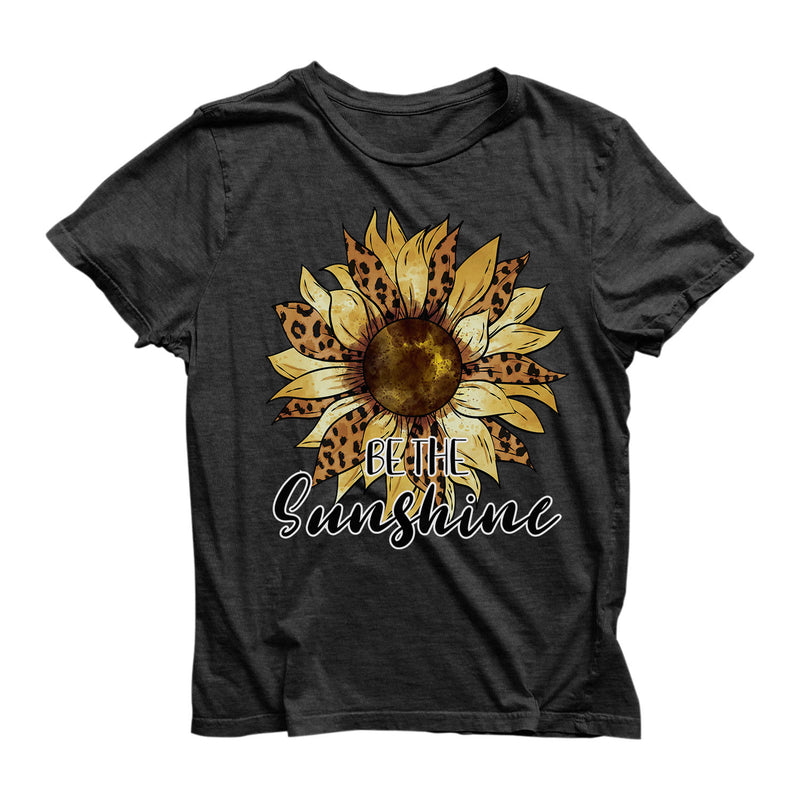 Eco Friendly Recycled Be The Sunshine Unisex T-Shirt