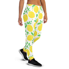 Women's Lemon Joggers