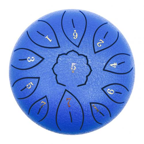 6 Inch 11 Tone C Key Buddhist Chanting Sound Healing Meditation Singing Drum