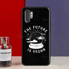 Vegan Vegetarian Quote For Samsung S20 Plus S8 S9 S10 e Lite Case For Galaxy Note 20 Ultra Note 10 Plus Coque