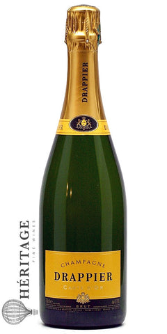 Champagne Drappier - Carte d'or Brut - NV