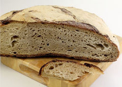 Poilane Sourdough Country Loaf - Half - Fresh French Bread - Venue Beverly Hills
