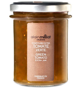 Alain Milliat - Green Tomato Jam - 230g / 8.1 oz