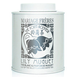 Mariage Frères - LILY MUGUET® - Lily of the valley flavored white tea