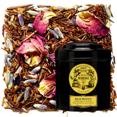 Mariage Frères - ROUGE PROVENCE® - Rooibos tea - Iconic black tea metal box