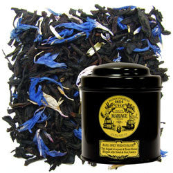 Mariage Frères - EARL GREY FRENCH BLUE® - Black tea - Iconic black tea metal box