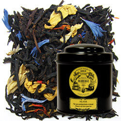 Mariage Frères - NIL NOIR™ - Black Nile - Fruity & lemony black tea - Iconic black tea metal box