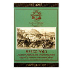 Mariage Frères - MARCO POLO®S - cotton muslin iced tea - Wine Tasting Los Angeles