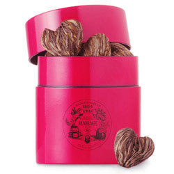 Mariage Frères - SWEETHEART TEA® - heart-shaped white tea