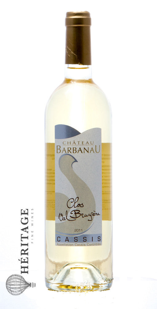 Chateau Barnabau - Cassis Blanc - 2011 - Champagne Beverly Hills