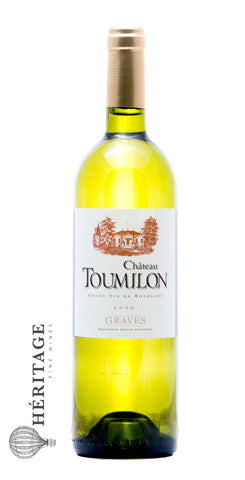 Chateau Toumilon Blanc - Graves - 2009