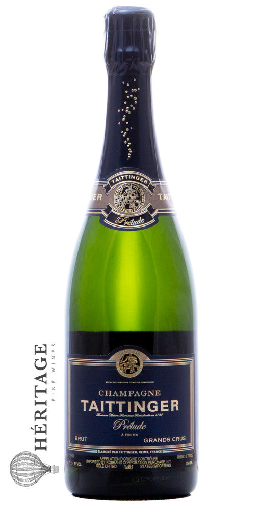Champagne Taittinger - Brut - Prelude Grands Crus - Champagne Beverly Hills