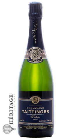Champagne Taittinger - Brut - Prelude Grands Crus Cuvée