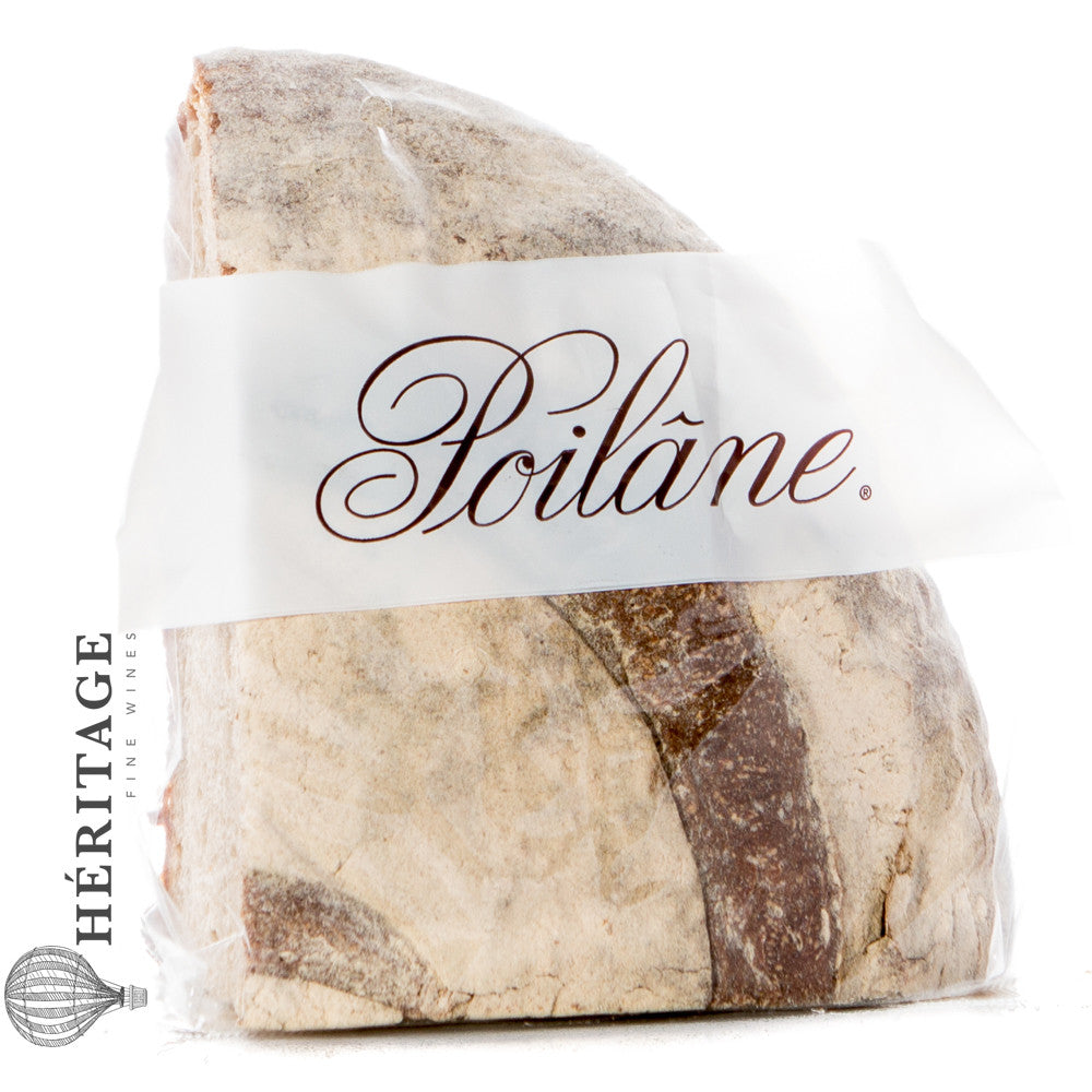 Poilane Sourdough Country Loaf - Quarter - Fresh French Bread - 1 lbs - Mariage Freres Los Angeles