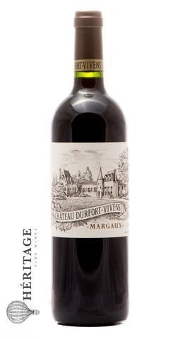 Chateau Durfort-Vivens - Margaux - 2009